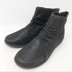 NEW Clarks Cloudstepper Sillian Sway Ankle Boots